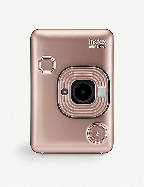 FUJIFILM LiPlay 2-in-1 Hybrid Instant Camera