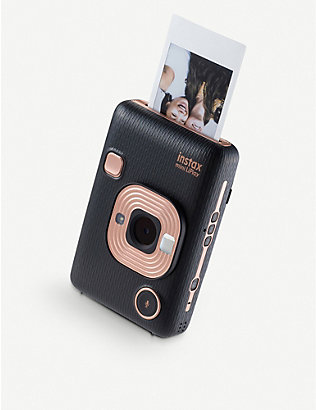 FUJIFILM: LiPlay 2-in-1 Hybrid Instant Camera