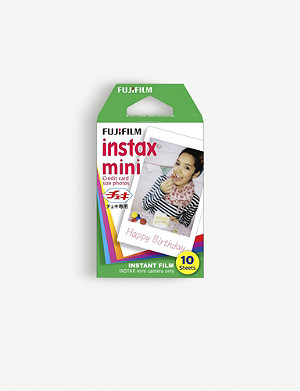 FUJIFILM Instax Mini photo film twinpack
