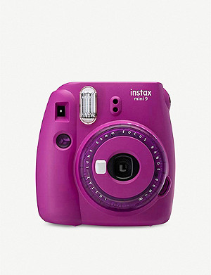 FUJIFILM Instax Mini 9 Instant Camera