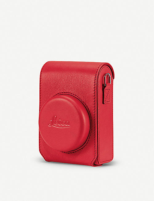 LEICA C LUX premium leather carry case