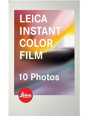 LEICA SOFORT Colour Film Double Pack