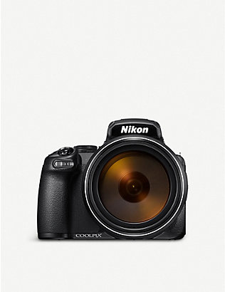 NIKON: Coolpix P1000 Digital Bridge Camera