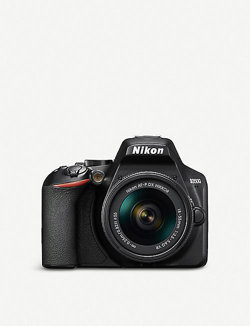 NIKON Nikon D3500 with 18-55mm VR Lens Kit