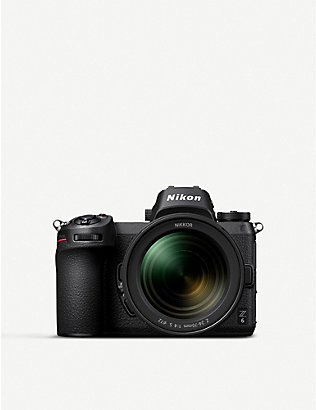 NIKON: Z6 with 24-70mm Lens and Adapter Kit