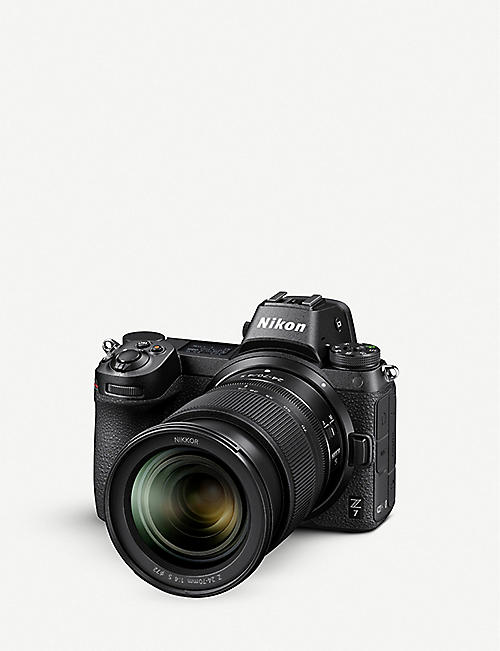 NIKON Z7 with 24-70mm Lens and Adapter Kit