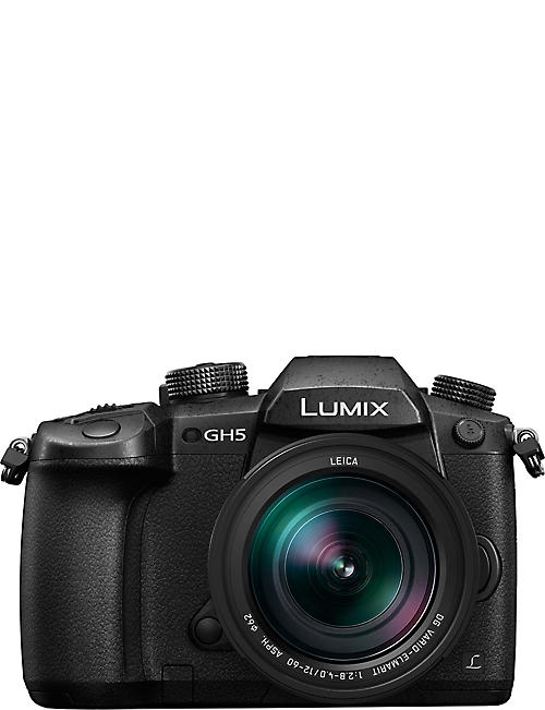 PANASONIC LUMIX GH5 & 12-60mm Camera Kit
