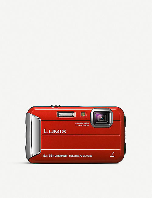 PANASONIC LUMIX FT30 Tough Compact Digital Camera