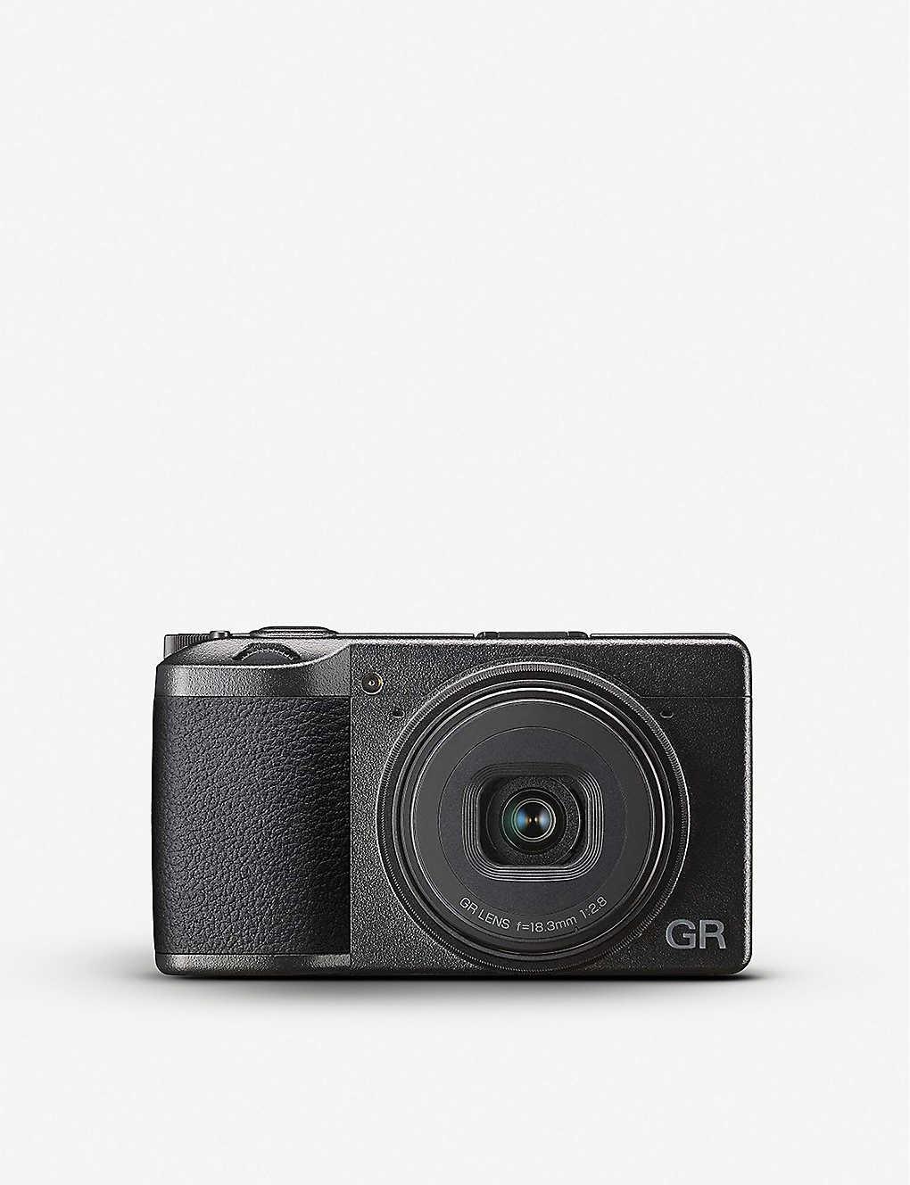 GR III Compact Camera