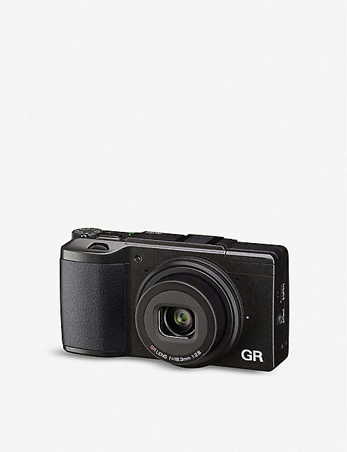 RICOH GRII Digital Camera