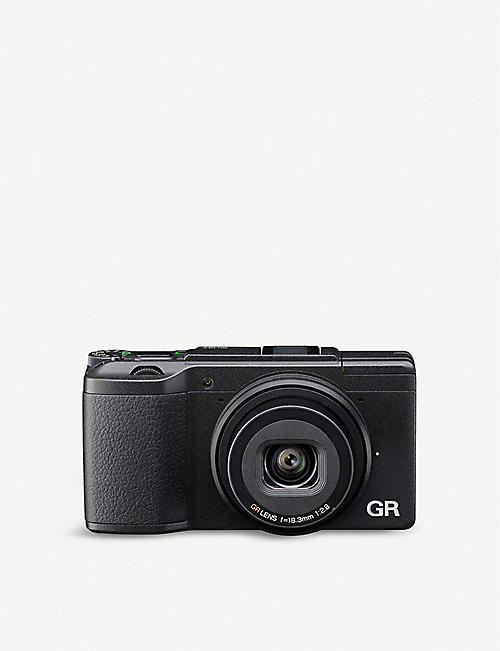 RICOH: GRII Digital Camera
