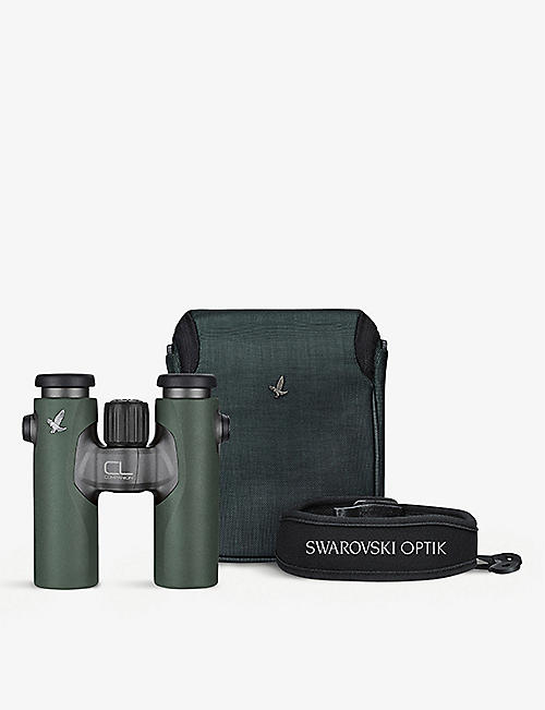 SWAROVSKI Swarovski CL Companion 10x30 Green Binoculars with Wild Nature Accessory Pack