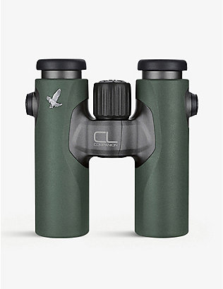 SWAROVSKI: Swarovski CL Companion 8x30 Anthracite Binoculars with Wild Nature Accessory Pack