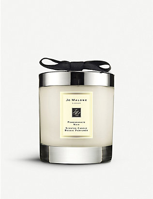 JO MALONE LONDON: Pomegranate noir home candle