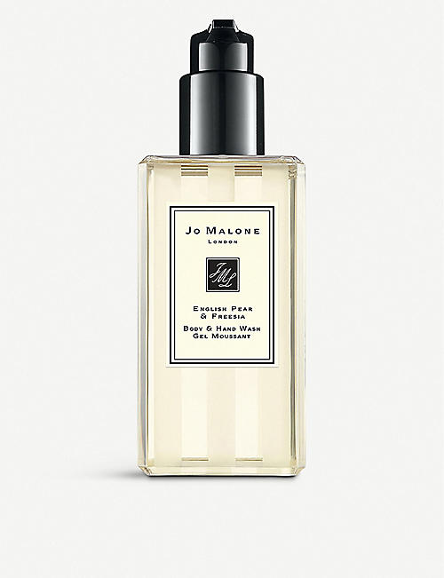 JO MALONE LONDON: English Pear & Freesia Body & Hand Wash 250ml