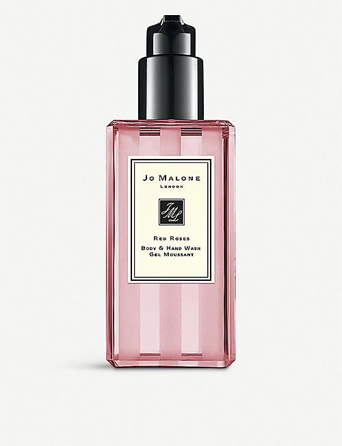 JO MALONE LONDON: Red Roses Body & Hand Wash 250ml