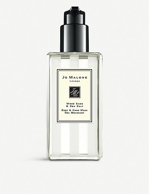 JO MALONE LONDON: Wood Sage & Sea Salt Body & Hand Wash 250ml
