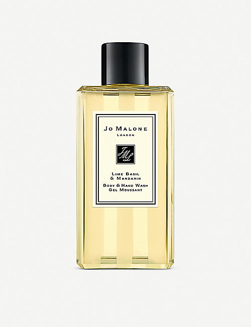 JO MALONE LONDON: Lime Basil & Mandarin Body & Hand Wash 100ml