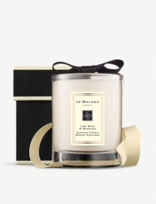 JO MALONE LONDON Lime, Basil and Mandarin travel candle 60g