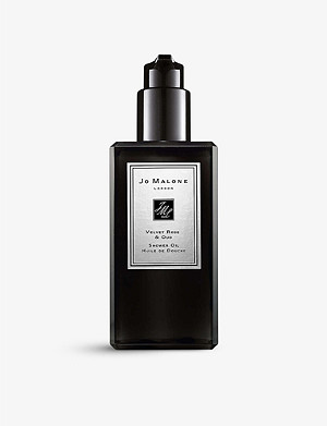 JO MALONE LONDON Velvet Rose and Oud shower oil 250ml