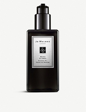 JO MALONE LONDON Myrrh and Tonka shower oil 250ml