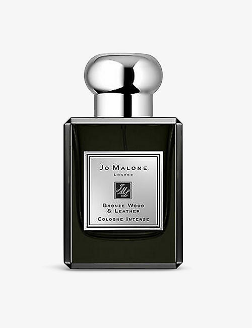 JO MALONE LONDON: Bronze Wood & Leather cologne intense 50ml