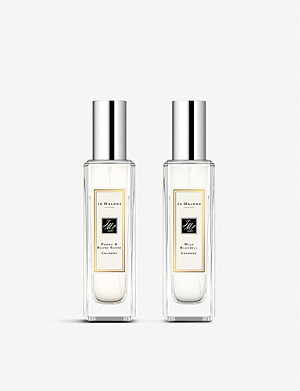 JO MALONE LONDON The New Romantics cologne set of two