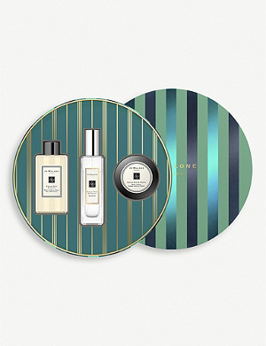 JO MALONE LONDON English pear and freesia gift set of three