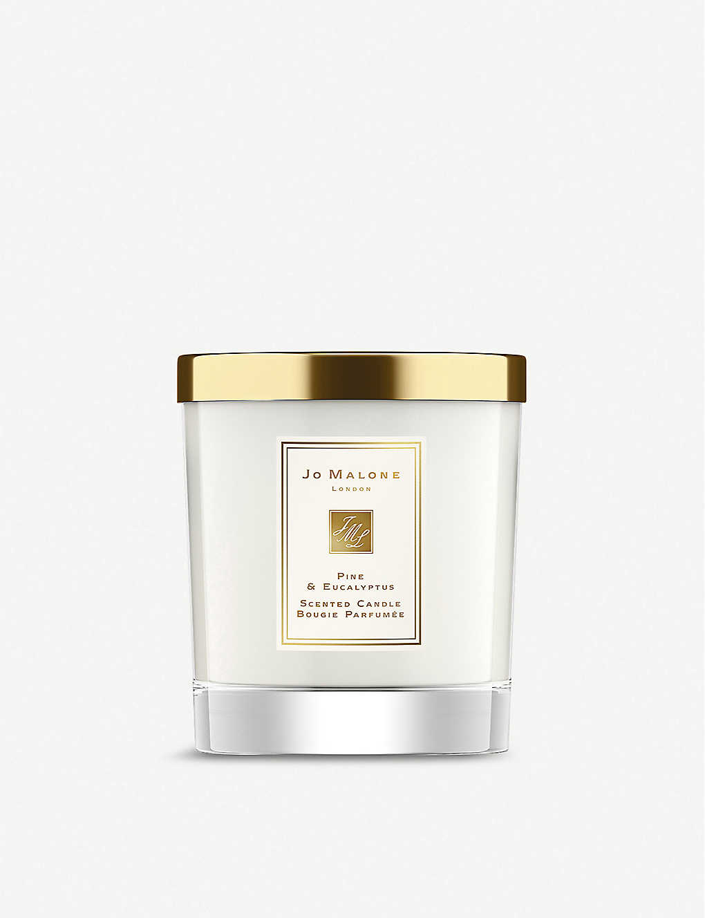 JO MALONE LONDON: Pine & Eucalyptus scented candle 200g