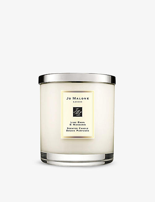 JO MALONE LONDON: Lime Basil & Mandarin home candle 200g