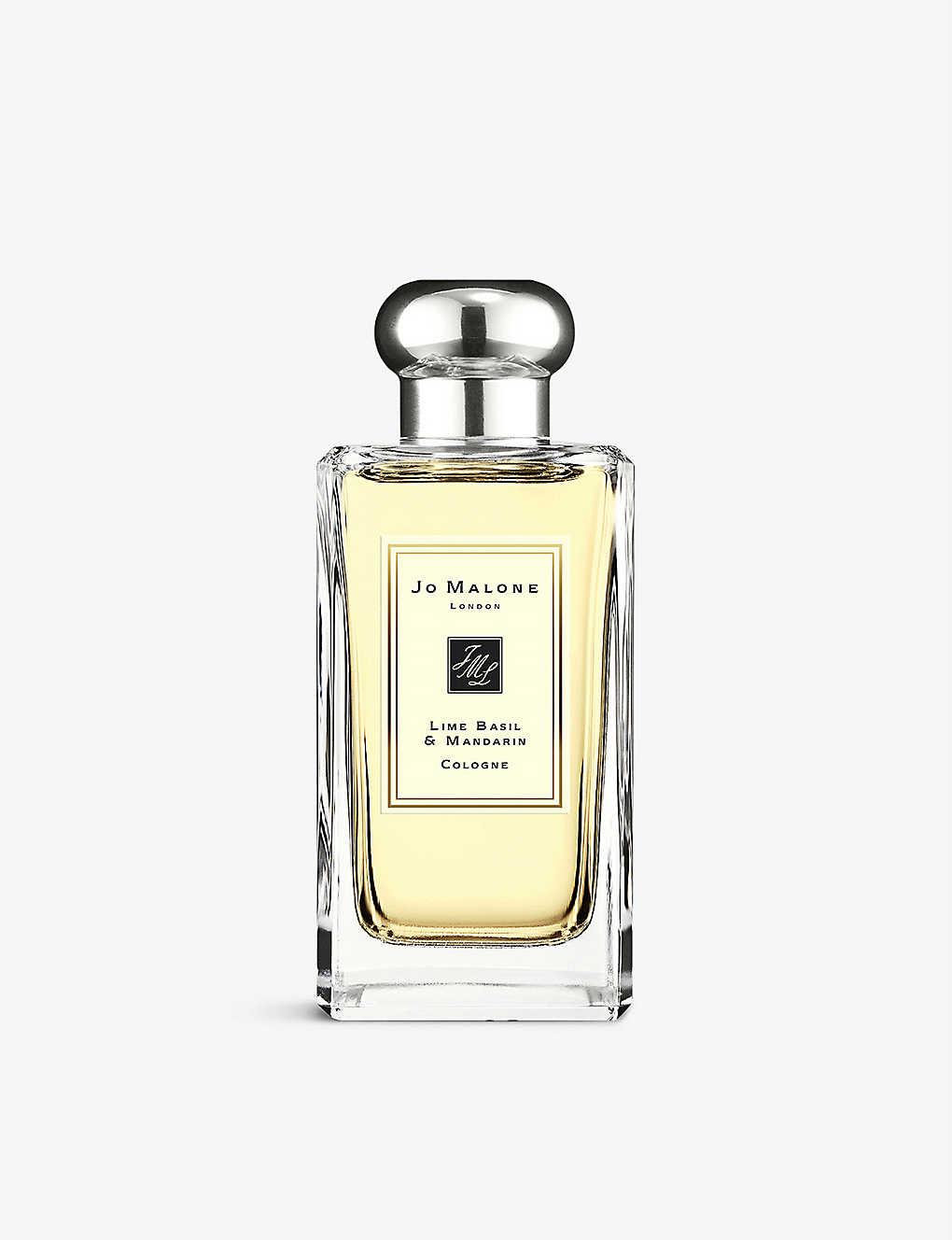 16f3643d171d JO MALONE LONDON - Lime Basil & Mandarin cologne 100ml | Selfridges.com