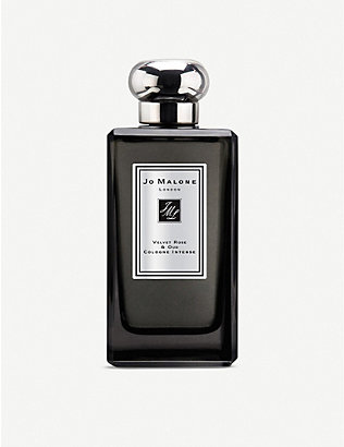 JO MALONE LONDON: Velvet Rose & Oud Cologne Intense 100ml
