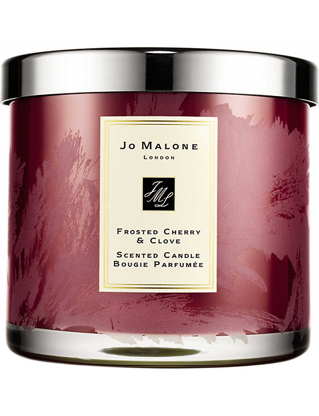 JO MALONE LONDON: Frosted Cherry & Clove deluxe candle
