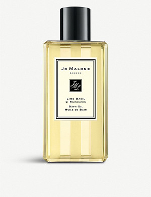 JO MALONE LONDON Lime Basil & Mandarin bath oil 250ml