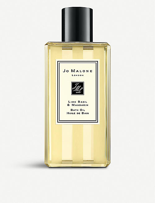 JO MALONE LONDON:Lime Basil & Mandarin 沐浴油 250 毫升