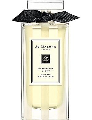 JO MALONE LONDON Blackberry & bay bath oil 30ml