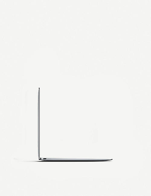 APPLE 12-inch MacBook 1.3ghz 512GB space grey