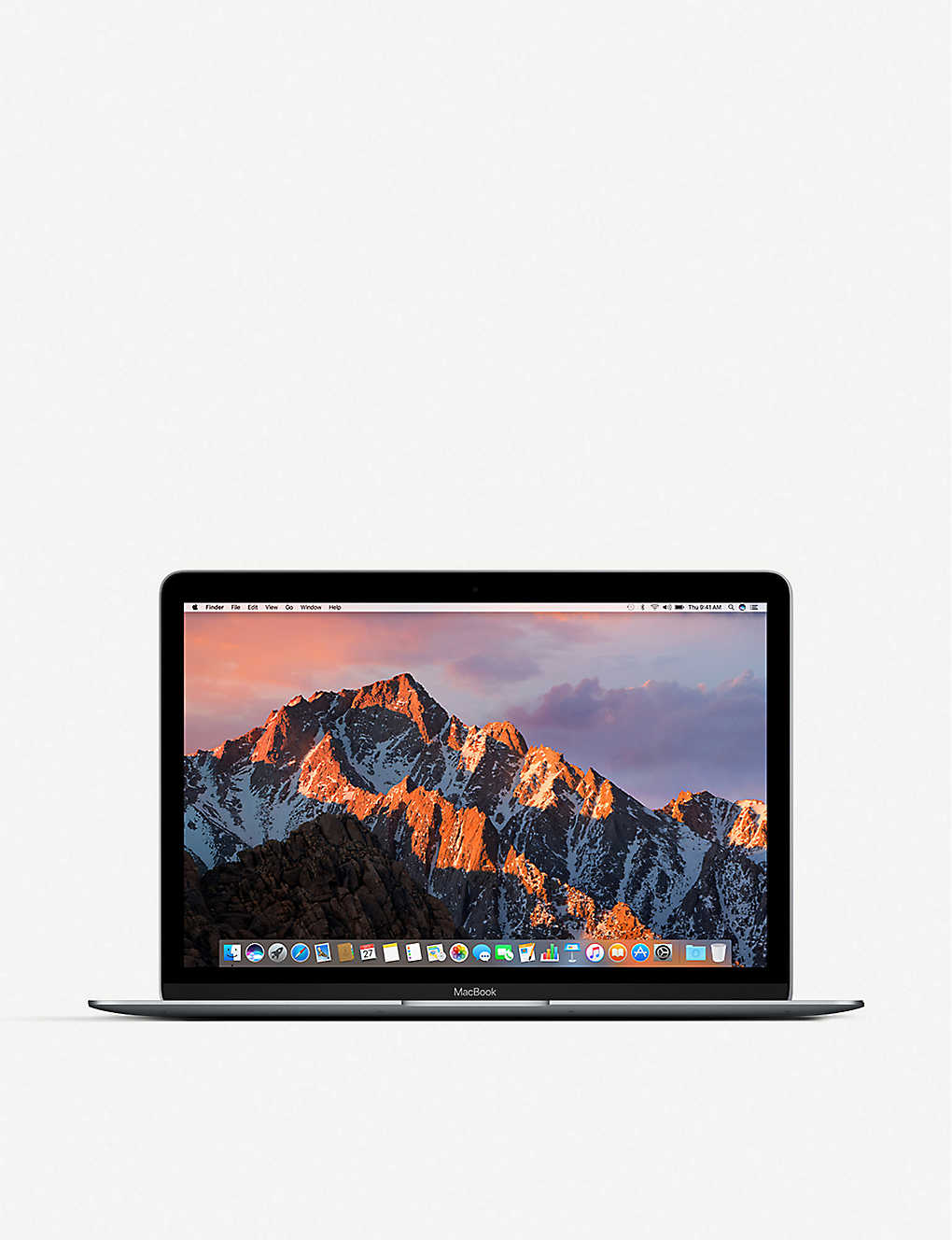 APPLE: 12-inch MacBook 1.3ghz 512GB space grey