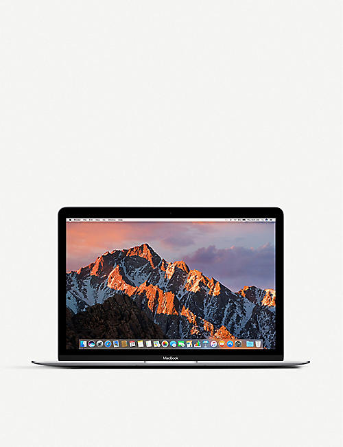 APPLE 12-inch MacBook 1.3ghz 512GB silver