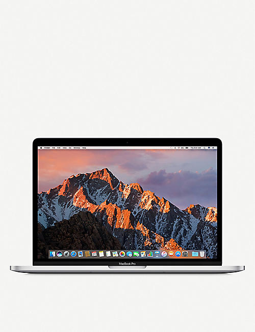 APPLE 13-inch MacBook pro 2.3ghz 128gb silver