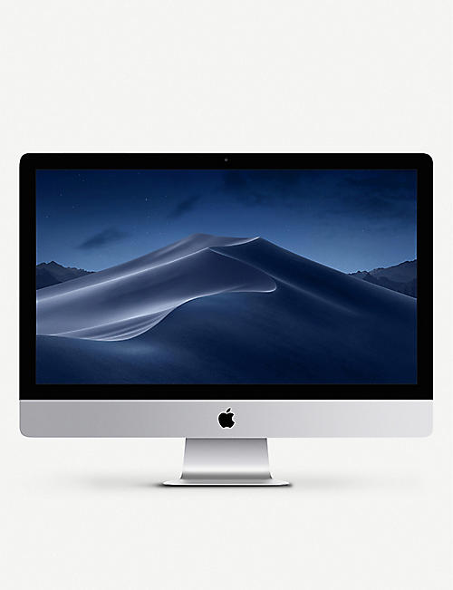APPLE 27-inch iMac with Retina 5K display: 3.1GHz 6-core i5