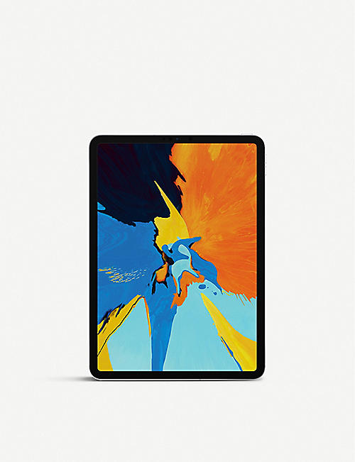 "APPLE iPad Pro 11""蜂窝 64GB 空间灰色"