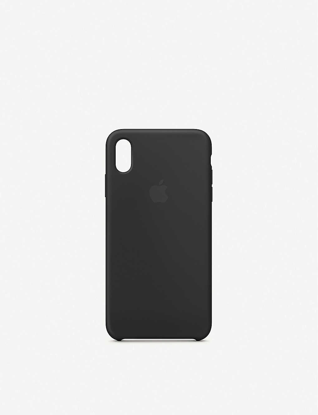 look for 028bc 4ff48 iPhone XS Max Silicone Case