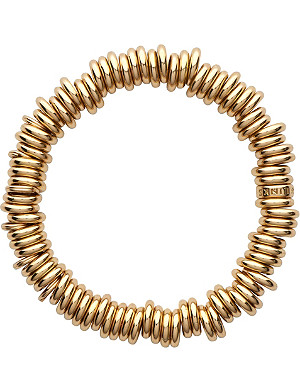 LINKS OF LONDON 18-carat gold rolled sweetie bracelet