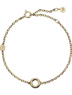 LINKS OF LONDON Sweetie Essence 18ct gold-plated bracelet