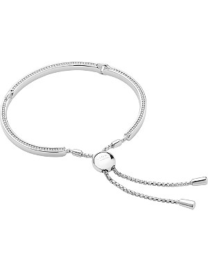 LINKS OF LONDON Narrative sterling silver bracelet