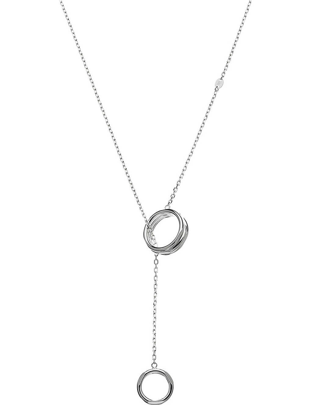 3230e3766041 LINKS OF LONDON - 20/20 sterling silver pendant necklace ...