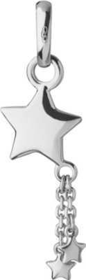 LINKS OF LONDON Shooting Star sterling silver charm
