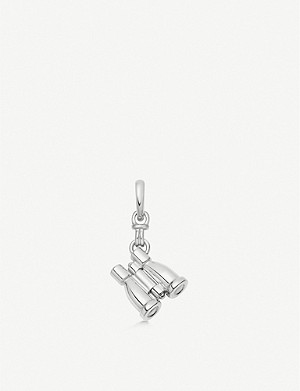 LINKS OF LONDON Links of London x Ascot binoculars sterling silver charm