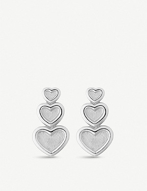 LINKS OF LONDON Endless Love sterling silver climber earring